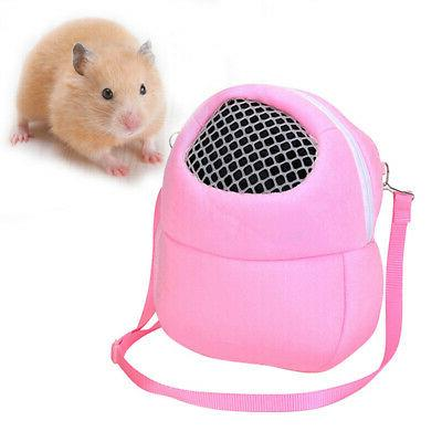 Pet Small Animal Carrier Travel Bag Dogs Cats Guinea Pig Rab