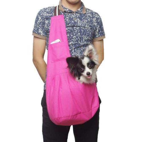 Small Pet Dog Cat Carrier Shoulder Bag Tote Bag