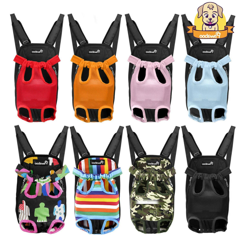 soft pet front cat dog carrier backpack
