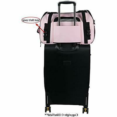 Soft Sided Pet Carrier , Multiple Sizes L