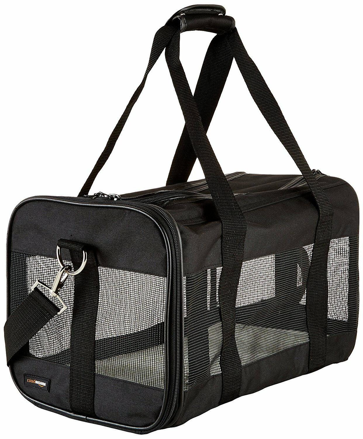 soft sided pet carriers dog tote crate