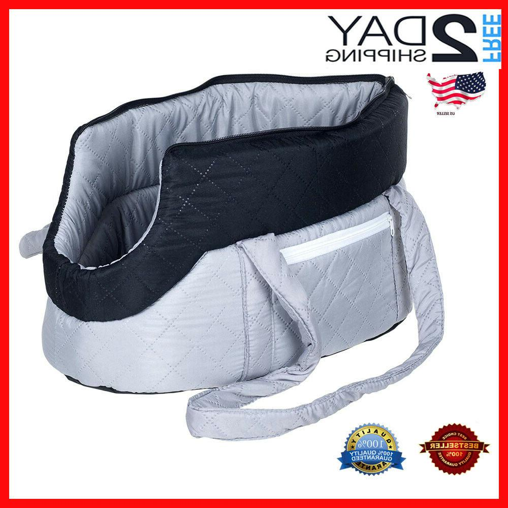 travel carrier for pet soft sided comfortable