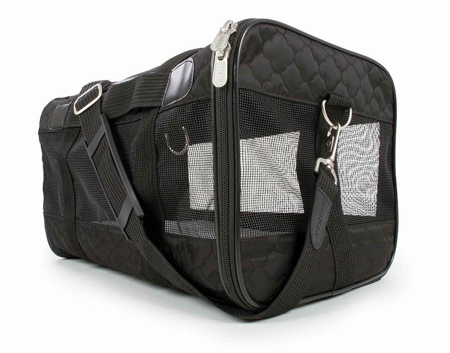 Sherpa Travel Airline Approved Carrier Size Black