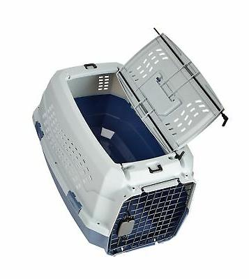 "23"" Two Load Pet Kennel Puppy"