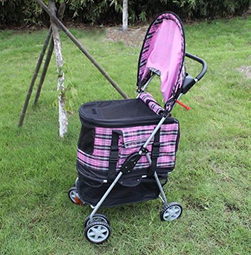 ultimate 1 pet stroller carrier