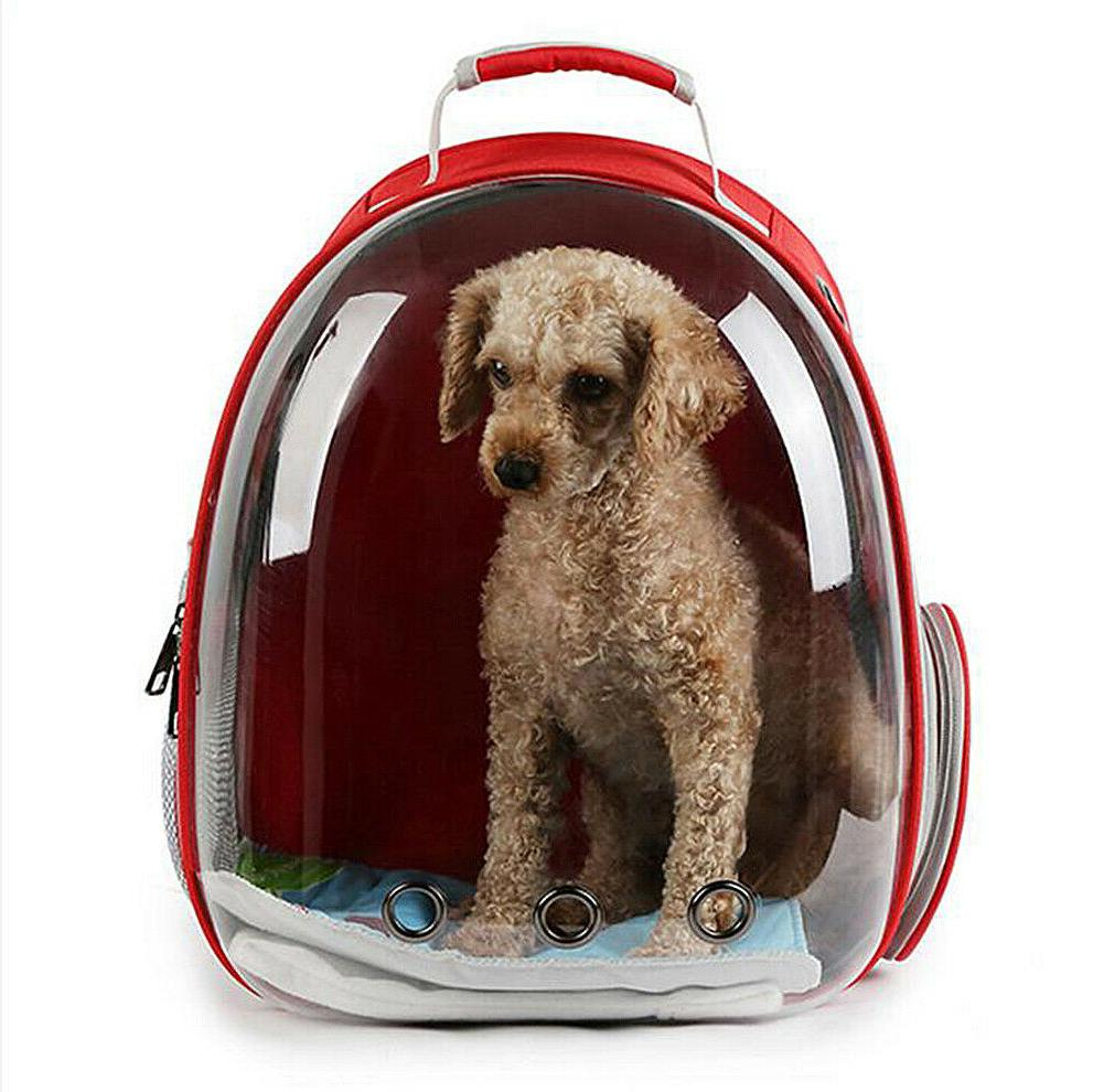 US Astronaut Dog Carrier Backpack Fullview