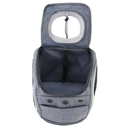 US Outdoor Double Bag Travel Dog Carrier Mesh