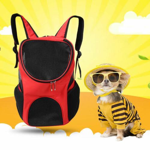 US Shoulder Bag Backpack Pet Dogs Cat Carrier Windows