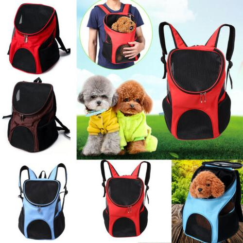 New Outdoor Double Shoulder Backpack For Pet Travel Dog Cat