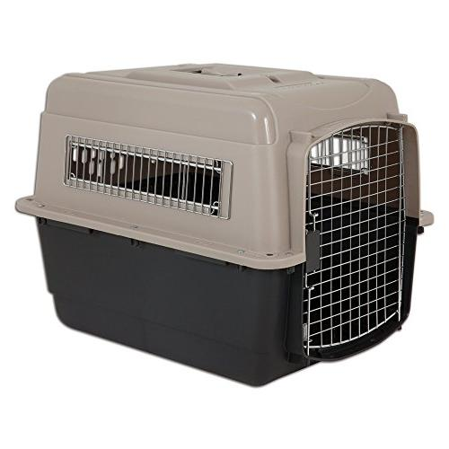 vari ultra dog kennel bleached
