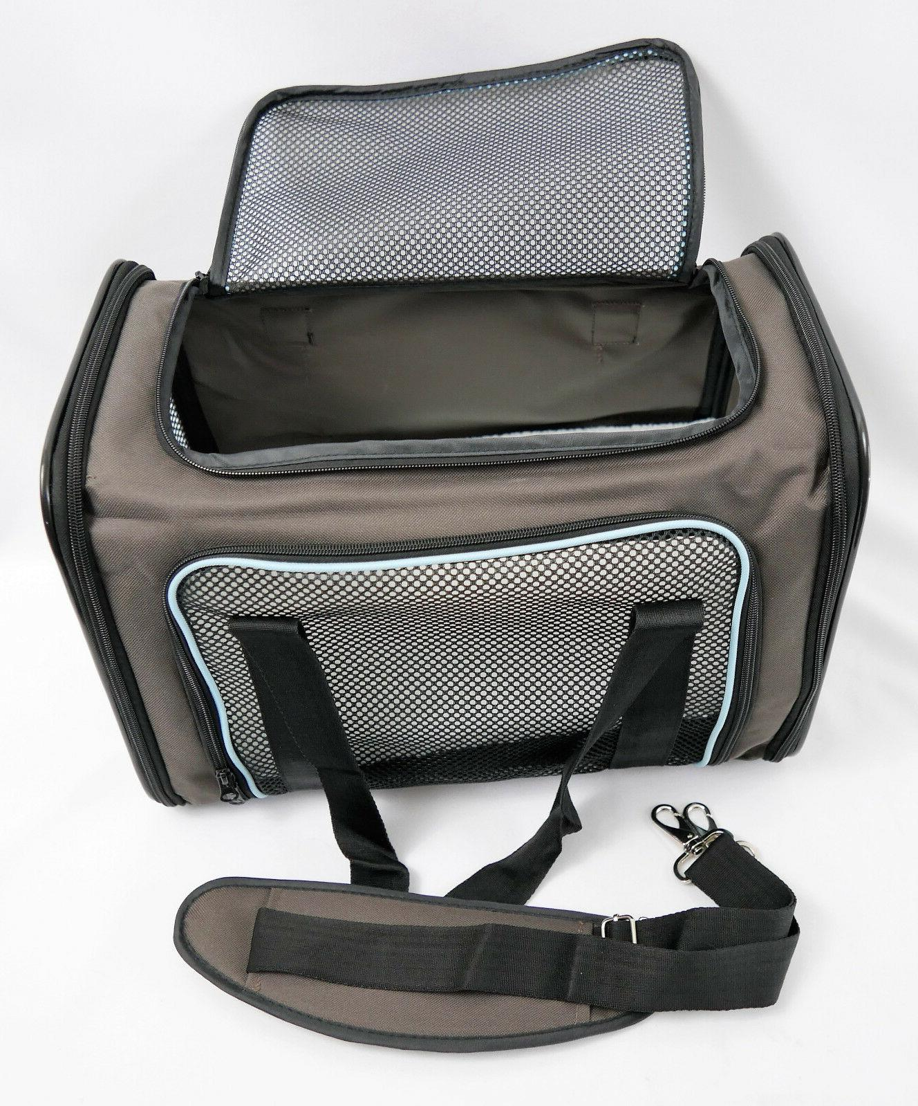 x zone pet airline approved pet carrier