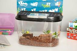 LARGE Terrarium Reptile Home Lizard Cage For Mice Insect Amp
