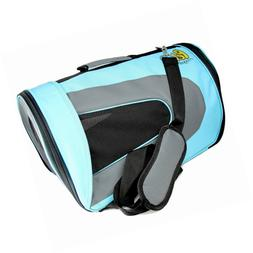 Pet Magasin Luxury Soft-Sided Cat Carrier - Travel Portabl