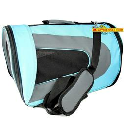 Pet Magasin Luxury Soft-Sided Cat Carrier - Pet Travel Por