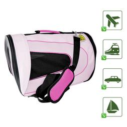 Pet Magasin Luxury Soft-Sided Cat Carrier - Pet Travel and