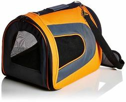 Pet Magasin Luxury Soft-Sided Cat Carrier - Pet Travel ...