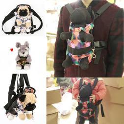 Mesh Pet Puppy Dog  Carrier Front Backpack Net Bag Tote Slin