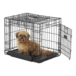 "Midwest 24"" Ovation Double Door Training Crate"