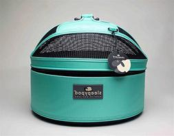Sleepypod Mobile Pet Bed Robin Egg Blue Limited Edition