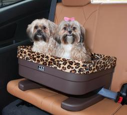 Pet Gear Multi 2 Dog Pet Elevated Raised Booster Car Seat Ca