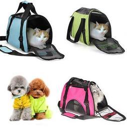 New Pet Carrier Dog Cat Tote Travel Carry Bag Handbag For Sm