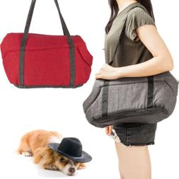 New Small/ Medium Pet Dog Cat Carrier Soft Sided Travel Bag