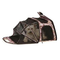 NEW East Side Collection Ultimate Tent Pet Dog Carrier Pink