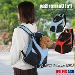 Outdoor Travel Pet Carrier Backpack Cat Dog Puppy Holder Bag