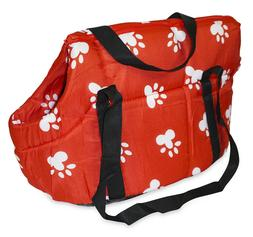 Pawprint Paw Print Pet Carrier Tote Purse Handbag for Dogs C