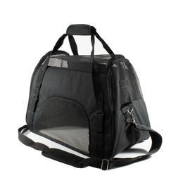 ALEKO PBCMBKS Portable Heavy Duty Pet Travel Shoulder Carrie