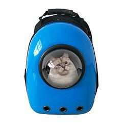 ALEKO PC09BL Pet Backpack Astronaut Capsule Bubble Window Ha