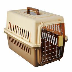 Pet Air Box Plane Transport Box Portable Cat Dog Carrier Out