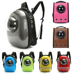 Pet Backpack Carrier For Dog Cat Astronaut Capsule Breathabl