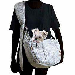 Alfie Pet by Petoga Couture - Bristrol Pet Sling Carrier - C