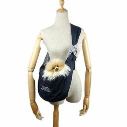 Alfie Pet by Petoga Couture - Carmel Pet Sling Carrier with
