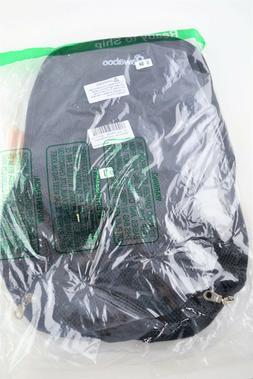 PAWABOO Pet Carrier Backpack- Black/ Large