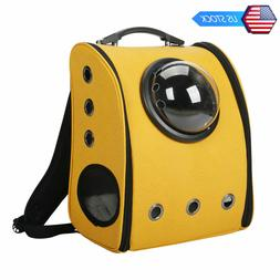 Pet Carrier Backpack Portable Space Capsule Animals Travel w