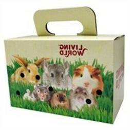 Living World Pet Carrier Cardboard Box