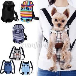Pet Carrier Cat Dog Carrier Travel Bag Backpack Adjustable P