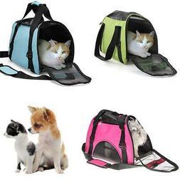 Pet Carrier Dog Cat Tote Travel Carry Carry Bag Handbag Smal