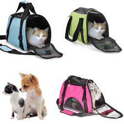 Pet Carrier Dog Cat Tote Travel Carry Carry Bag Handbag Smal