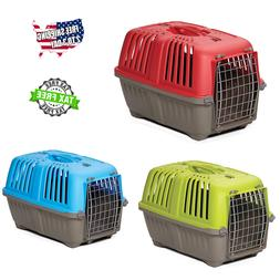 Pet Carrier For Dogs Cats Home Or Traveling Carrying Handle