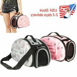 Pet Carrier Handbag Comfort Cat Dog Travel Carry Bag For Sma
