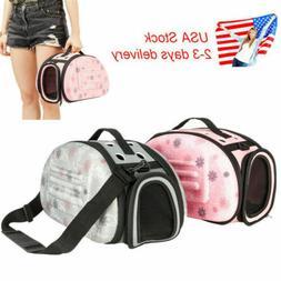 Pet Carrier Handbag Comfort Cat Dog Travel Carry Bag For Sma