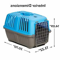 Pet Carrier Hard-Sided Dog Cat Small Animal Carrier Suitable