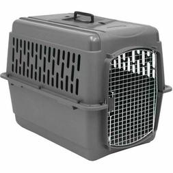 Dog Crates And Kennels For Medium Dog 25-30 lbs Travel Pet C