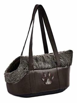 Pet Carrier Purse for Dogs or Cats Soft Side Perfect for Sho