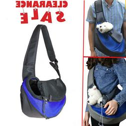 Pet Carrier Purse Small Dog Cat Comfort Travel Tote Shoulder