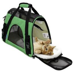 """Pet Carrier Soft Sided Cat / Dog Comfort """"FAA Airline Approv"""