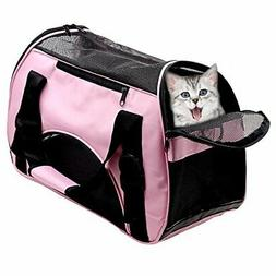 Pet Carriers For Dog & Cat, Comfort Airline Approved Travel